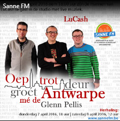 Sanne FM - Oep Trot Deur Groet Antwarpe