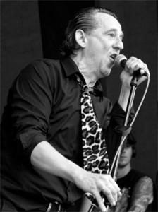 Luc Van den Bergh - Zang, gitaar