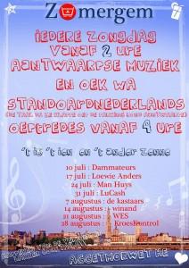 Muziek @ Zomergem